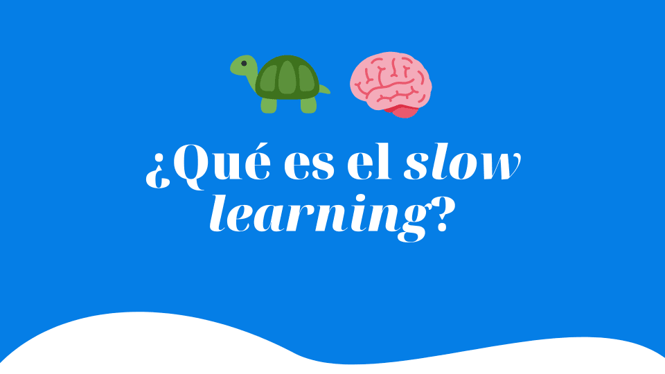 Slow learning